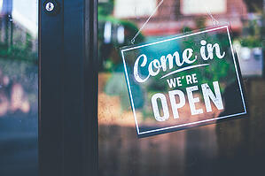 marketing checklist when your business opens up