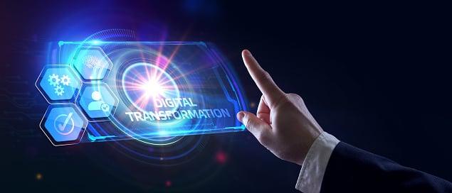 Digital Transformation in 2021