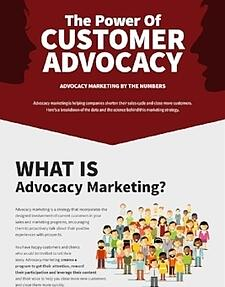 Harness the revenue power of customer advocacy marketing
