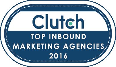 Clutch Top Inbound Marketing Agencies 2016