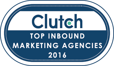 Clutch Top Inbound Marketing Agencies 2016