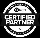 Drift Certified Partner Logo