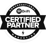 Drift Certified Partner Logo