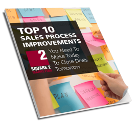 Learn how to close more deals with these sales process improvement techniques.