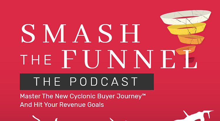 Smash The Funnel - the Podcast Season 1 and 2