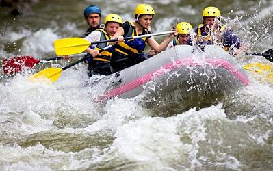 How A Whitewater Rafting Trip Relates To Inbound Sales Strategy