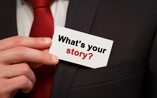 Marketing Strategy Needs Stories