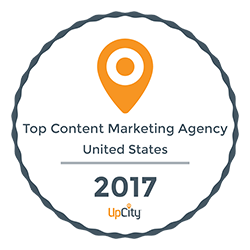 2017 Top Content Marketing Agency