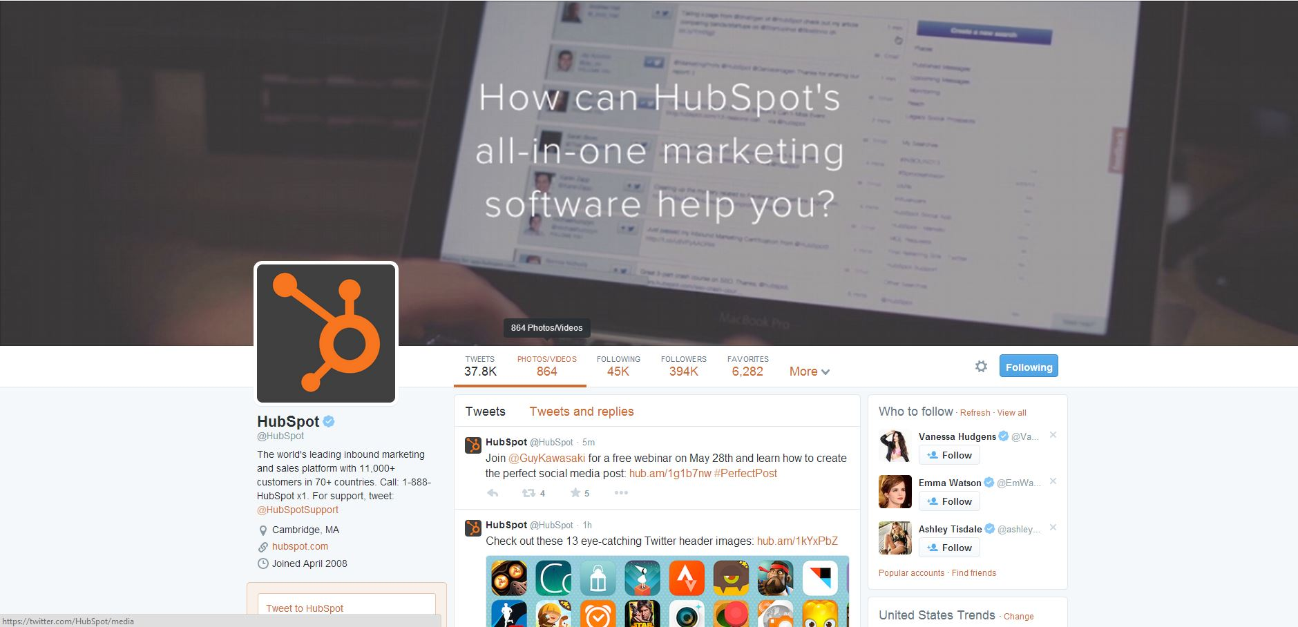 hubspot-twitter-screen-shot