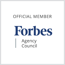 Forbes Agency Council Member
