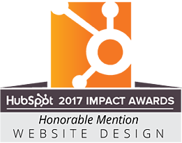 hubspot design award