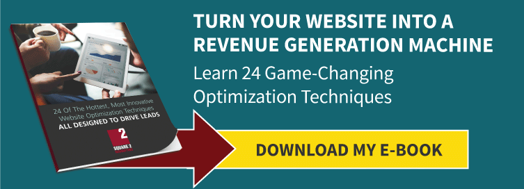 Turn Your Website Into A Revenue Generation Machine