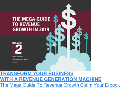 TRANSFORM YOUR BUSINESS WITH A REVENUE GENERATION MACHINE The Mega Guide To Revenue GrowthClaim Your E-book