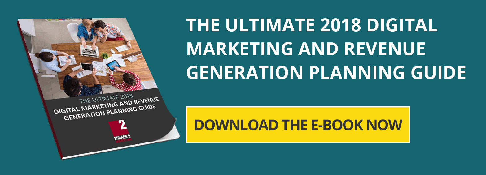The Ultimate 2018 Digital Marketing And Revenue Generation Planning Guide