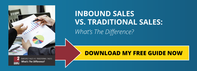 Inbound Sales vs. Traditional Sales: What's The Difference?