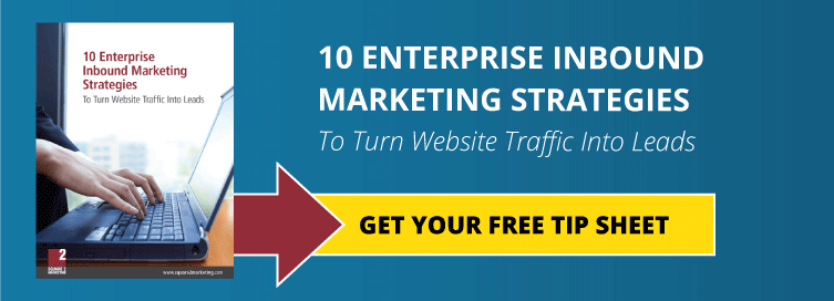 10 Secrets To Turning Your Website Traffic Into Leads