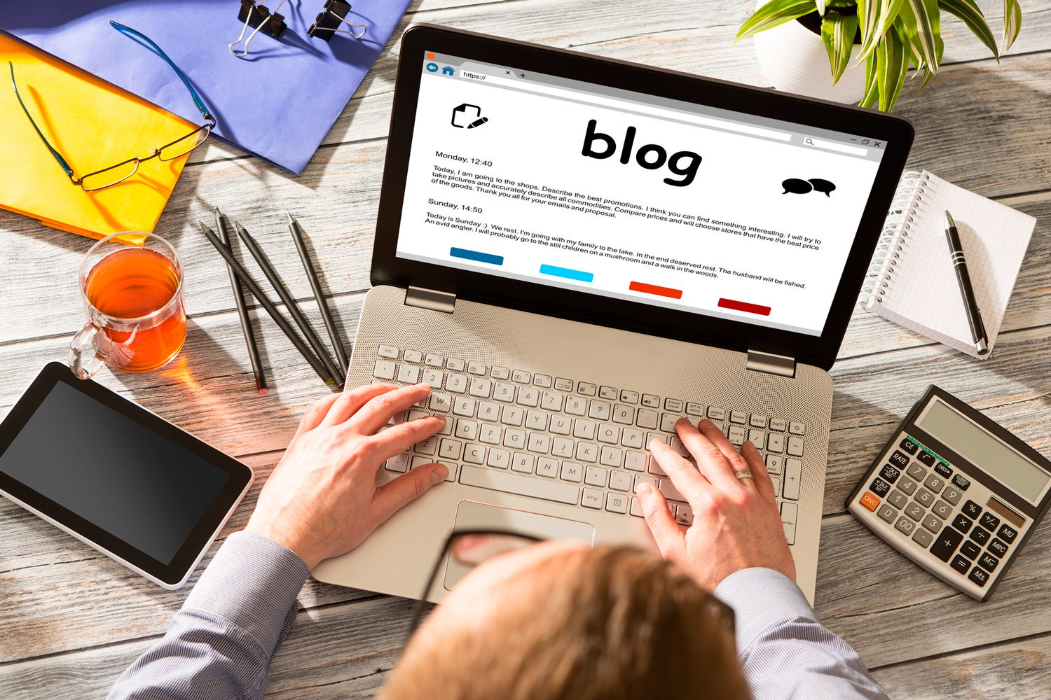 What Is the Purpose of a Business Blog?
