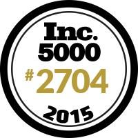 Inc. 5000 #2704 in 2015