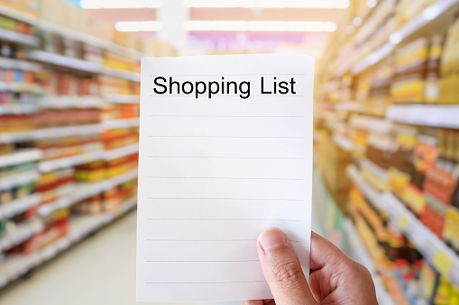 Your Thanksgiving Shopping List If You Want Inbound Marketing Leads