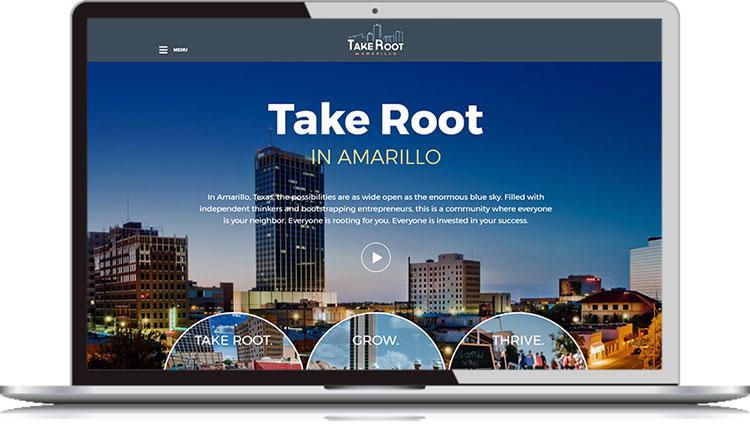 Take-Root-In-Amarillo-laptop