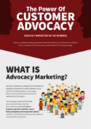 Read The Infographic, The Power Of Customer Advocacy