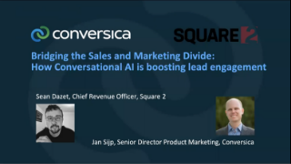 Bridging The Sales And Marketing Divide