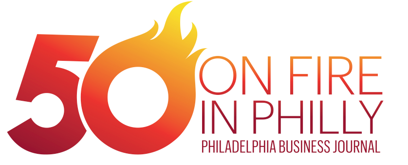 Philly 50 on fire
