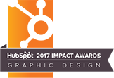 Graphic Design, HubSpot 2017 Impact Awards