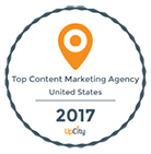 Top Content Marketing, UpCity 2017