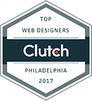 Top Web Designers, Clutch 2017