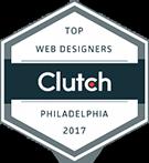 Top Web Designers, Clutch 2017