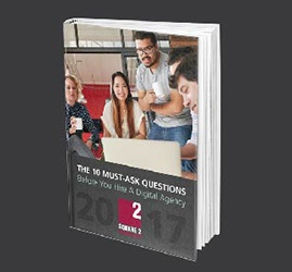 How do you choose the right digital agency for your business? This recently updated e-book has all of the right questions to ask as you make this important decision.