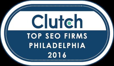 Clutch Top SEO Firms Philadelphia 2016