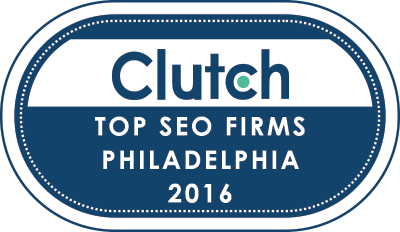 Clutch Top SEO Firms Philadelphia 2016
