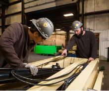 Our strategic marketing efforts helped a metal manufacturing supplier land a deal worth more than $1 million in revenue.