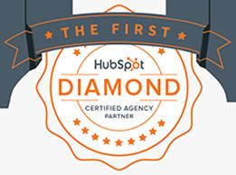 The First HubSpot Diamond-Certified Agency Partner